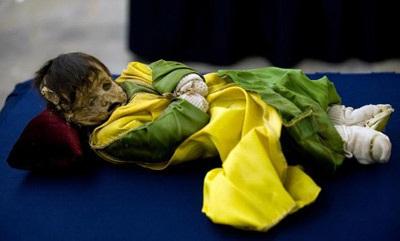 Thăm triển lãm xác ướp Guanajuato  - 3