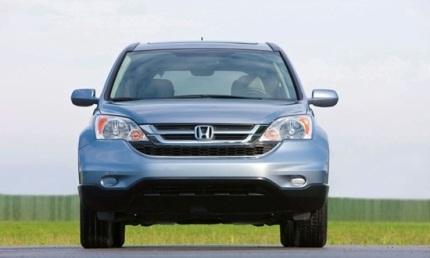 Honda công bố giá xe CR-V phiên bản 2010 - 5