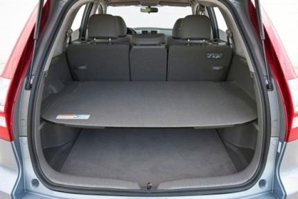 Honda công bố giá xe CR-V phiên bản 2010 - 17