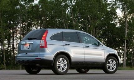 Honda công bố giá xe CR-V phiên bản 2010 - 15