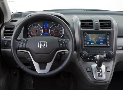 Honda công bố giá xe CR-V phiên bản 2010 - 9