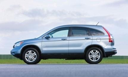Honda công bố giá xe CR-V phiên bản 2010 - 7