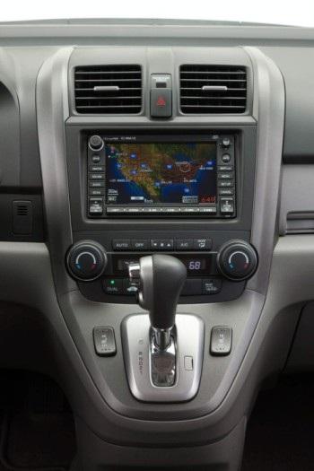 Honda công bố giá xe CR-V phiên bản 2010 - 14