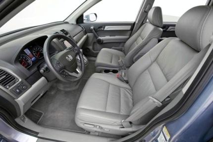 Honda công bố giá xe CR-V phiên bản 2010 - 11