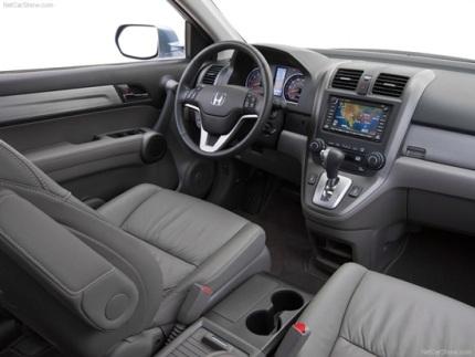 Honda công bố giá xe CR-V phiên bản 2010 - 12