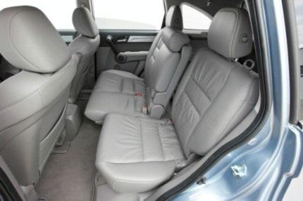 Honda công bố giá xe CR-V phiên bản 2010 - 10