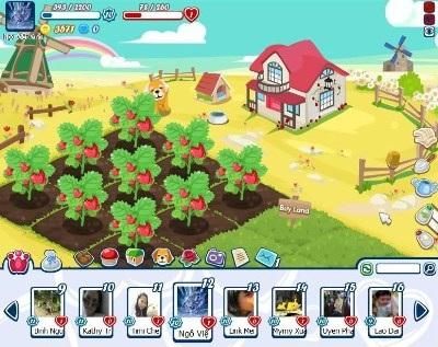 """Nông dân"" Happy Farm kiện Facebook - 1"