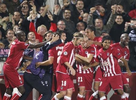 """""""Hùm xám"""" Bayern thua thảm, Juve thắng nhọc nhằn - 1"""