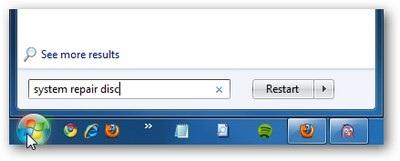 """Tạo CD khôi phục trước khi """"vọc"""" Windows 7 - 1"""