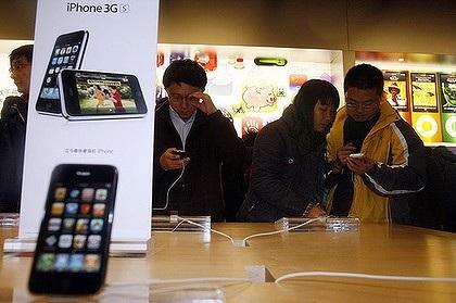 iPhone và nghịch lý thương mại Trung-Mỹ - 1