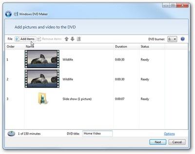 Làm DVD nhanh chóng trên Windows 7 - 3