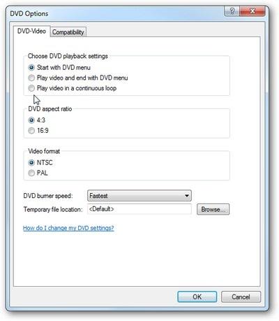 Làm DVD nhanh chóng trên Windows 7 - 4