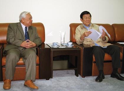 Đồng chí Trương Tấn Sang đánh giá cao Giải thưởng Nhân tài đất Việt - 1