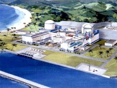 """""""Phập phồng"""" với dự án điện hạt nhân Ninh Thuận - 1"""