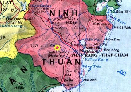 """""""Phập phồng"""" với dự án điện hạt nhân Ninh Thuận - 2"""