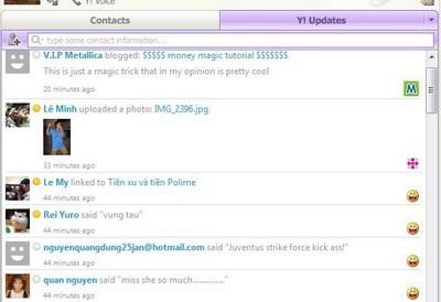 Yahoo! Messenger 10 chính thức trình làng - 2