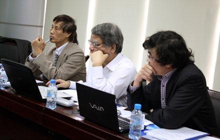 """Chùm ảnh: """"Nóng bỏng"""" vòng Chung khảo Nhân tài Đất Việt 2009 - 16"""