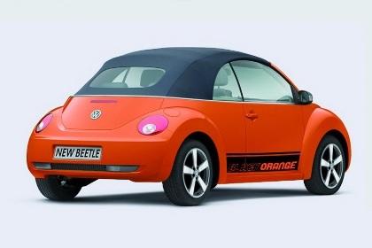 """Phiên bản đặc biệt của """"bọ"""" New Beetle - 7"""
