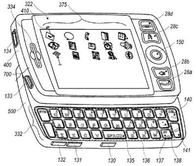 BlackBerry cảm ứng dáng trượt: Vũ khí mới của RIM? - 1