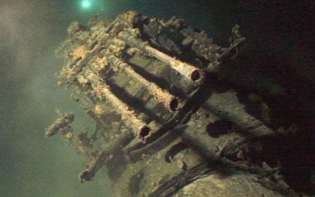 Giải mã bí mật 2 tàu ngầm hiện đại của Nhật thời Thế chiến 2 - 1
