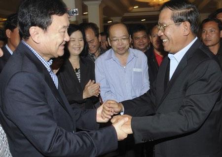 Đại diện Thái Lan thăm người bị Campuchia tố làm gián điệp - 1