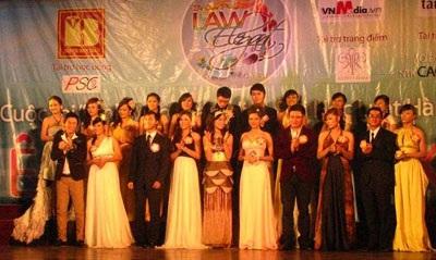 Hai thí sinh đoạt giải vàng: Lê Hương Giang và Nguyễn Sơn Tùng