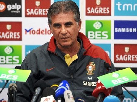 """""""Bồ Đào Nha sẽ chơi tấn công trước Bosnia"""" - 1"""