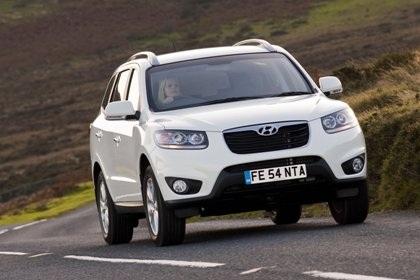 Hyundai Santa Fe phiên bản mới rẻ hơn - 1