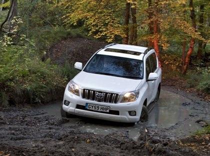 Land Cruiser 2010 có giá từ 50.000 USD  - 1