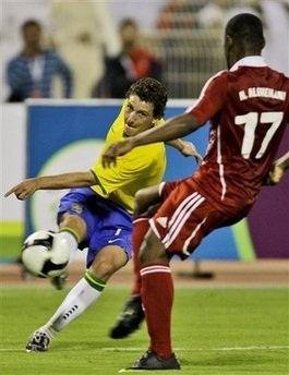 """Brazil """"thắng nhàn"""" trước Oman - 2"""
