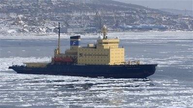 Tàu chở 100 du khách mắc kẹt tại Nam Cực  - 1