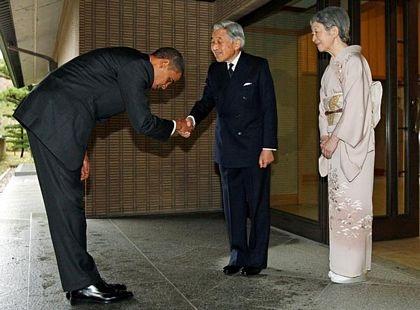 Những nghi thức ngoại giao gây tranh cãi - 1