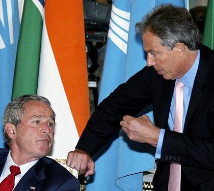 Những nghi thức ngoại giao gây tranh cãi - 10