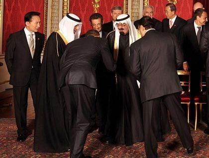 Những nghi thức ngoại giao gây tranh cãi - 3