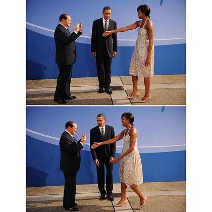 Những nghi thức ngoại giao gây tranh cãi - 6