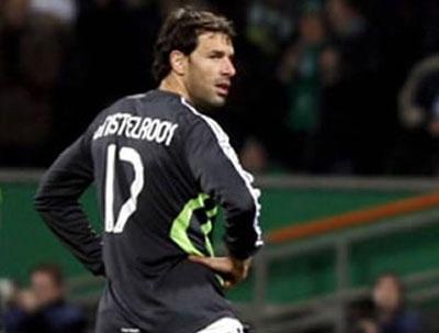 Nistelrooy tính khả năng gia nhập AS Roma - 1