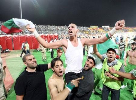 Algeria đoạt suất cuối cùng dự World Cup 2010 - 1
