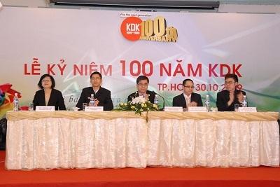 KDK - Trăm năm cuộc sống mát lành - 1