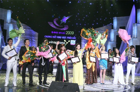 Hồng Nhung, Ngọc Ký giành vé vớt vào chung kết Sao Mai 2009 - 2