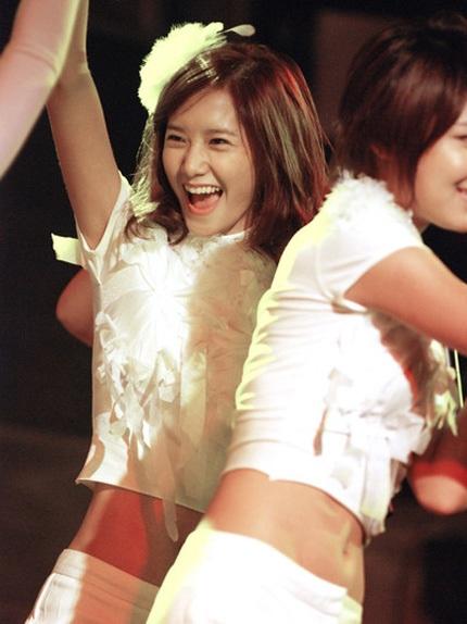 Yoonah của nhóm SNSD sở hữu vẻ đẹp tự nhiên - 8