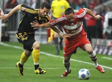 "Bayern - Leverkusen: Cơ hội cuối cho ""Hùm xám"" - 3"