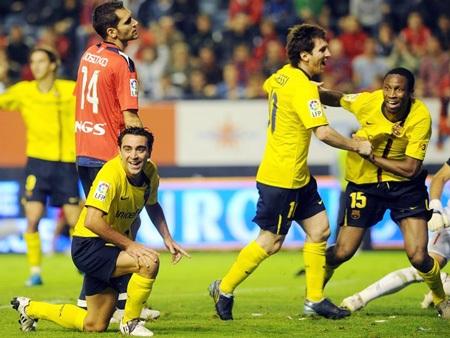 """Real Madrid, Barcelona chạy đà trước thềm """"El Clasico"""" - 1"""