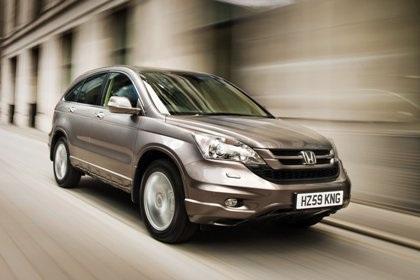 Honda công bố giá xe CR-V phiên bản 2010 - 3