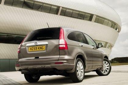Honda công bố giá xe CR-V phiên bản 2010 - 4