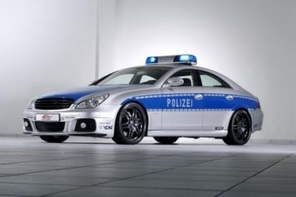 """Những """"siêu xe"""" cảnh sát - 11"""
