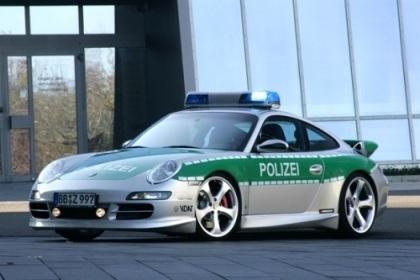 """Những """"siêu xe"""" cảnh sát - 12"""
