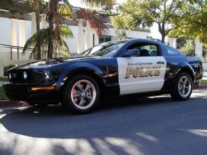 """Những """"siêu xe"""" cảnh sát - 14"""