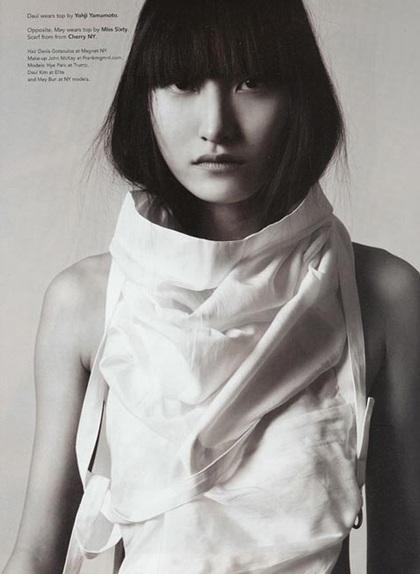 Siêu mẫu 20 tuổi nổi tiếng xứ Hàn đột tử - 1