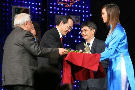 Nhân tài Đất Việt 2009 - những khoảnh khắc khó quên - 5