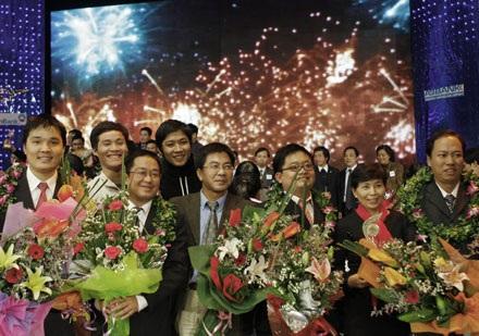 Nhân tài Đất Việt 2009 - những khoảnh khắc khó quên - 15